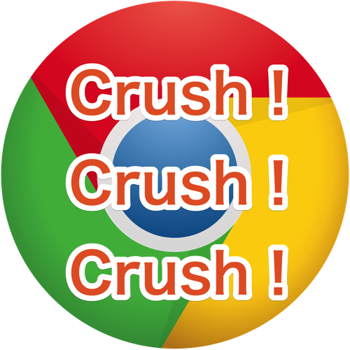 Google Chrome icon 2011 svg